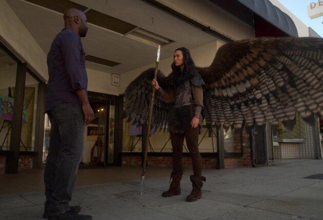 Кадр из сериала Люцифер 4 сезон