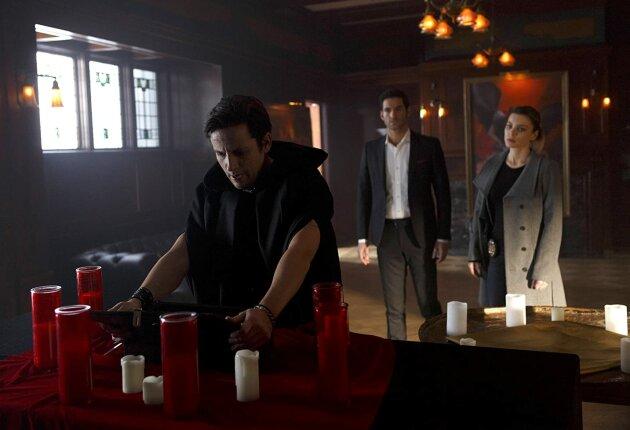 Кадр из «Люцифер» 1 сезон 12 серия